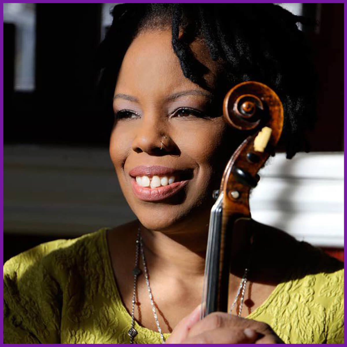 Regina Carter Creative Strings Podcast