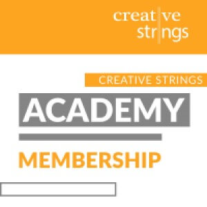 Creative Strings Academy Membership